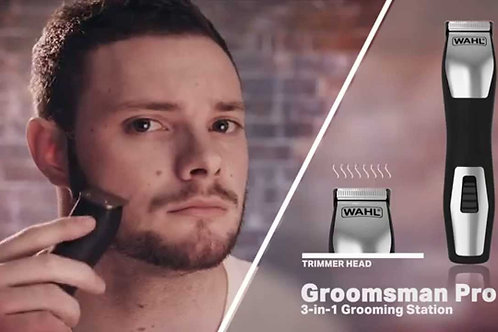 Wahl 9855-1216 Rechargeable All In One Trimmer