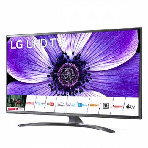 LG 43'' 43UN74006LB television