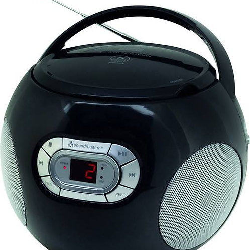 Soundmaster radio cd player