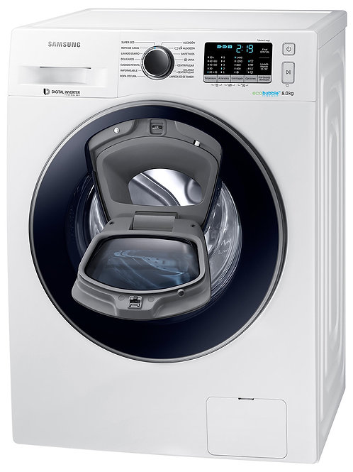 Samsung WW80K5410 washing machine