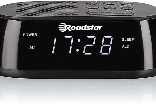 Roadstar CLR2477 Radio Alarm Clock