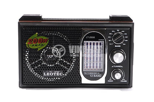 Leotec Portable Radio LT2008