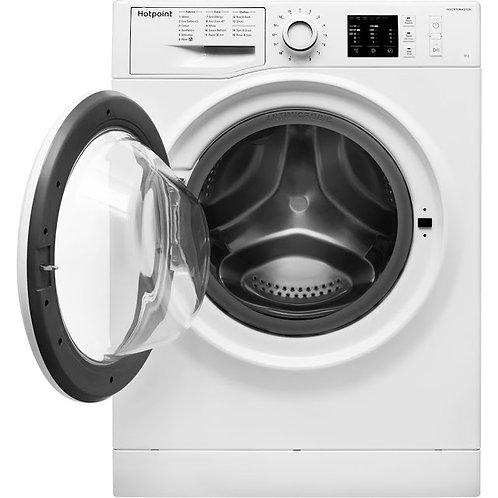 Hotpoint NM10723W washing machine