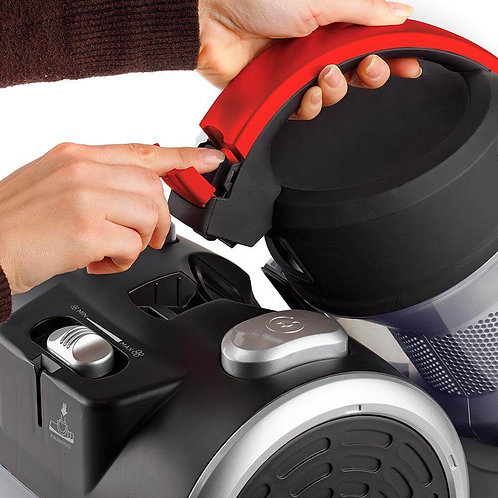 Polti bagless vacuum cleaner