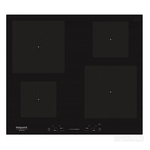Hotpoint KIS640B Induction hobs