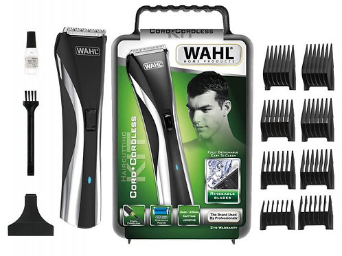 Wahl 9698-1016 Cord/Cordless Hybrid Clipper