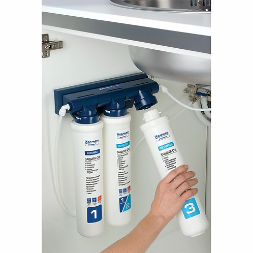 Barrier®  EXPERT Triple-stage water purification
