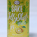 Ikezo sparkling gelly sake (can 180ml.)