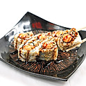 Kani shrimp tempura roll