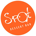 The logo of SPOT DESSERT BAR