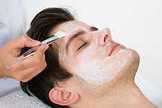 Men's facial Peterborough