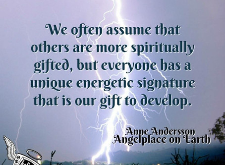 Interview with Angelplace on Earth - Anne Anoulla by Sheri Leigh Myers
