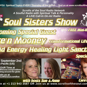 Special Guest Care'n Mooney with Sisters Show Thursday September 2nd  2021