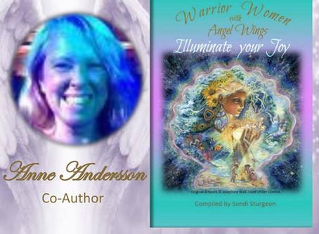 Warrior Women With Angel Wings Illuminate Your Joy