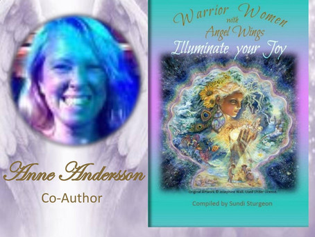 Warrior Women With Angel Wings Illuminate Your Joy