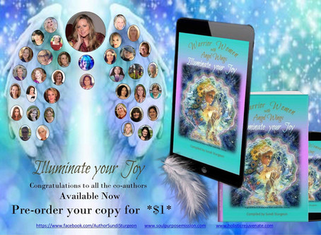 Illuminate Your Joy with Co-Authors & Sharing their Stories
