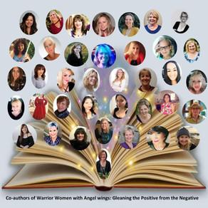 Warrior Women With Angel Wings Series