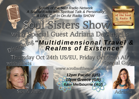 Soul Sisters Show Oct 24th 2019