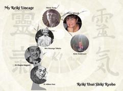 Reiki Lineage