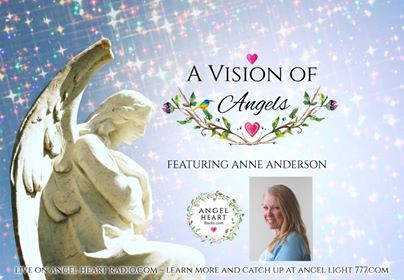 A Vision of Angels Featuring Anne Andersson