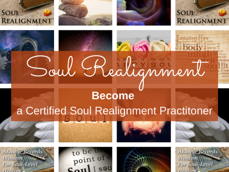 Become a Certified Soul Realignment Practitoner