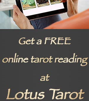 FREE Tarot Reading from Lotus Tarot