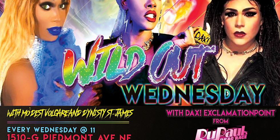 Wild Out Wednesday w/ Pre-Cum