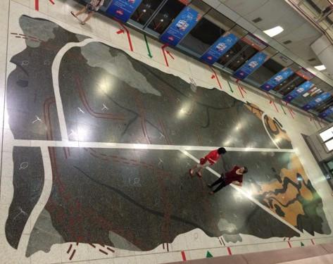 Kovan MRT Flooring