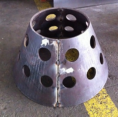 Cone M/Steel