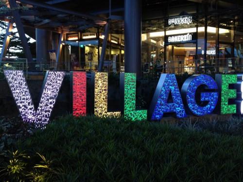 Village Night