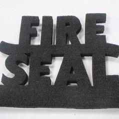 Fire Seal Sponge