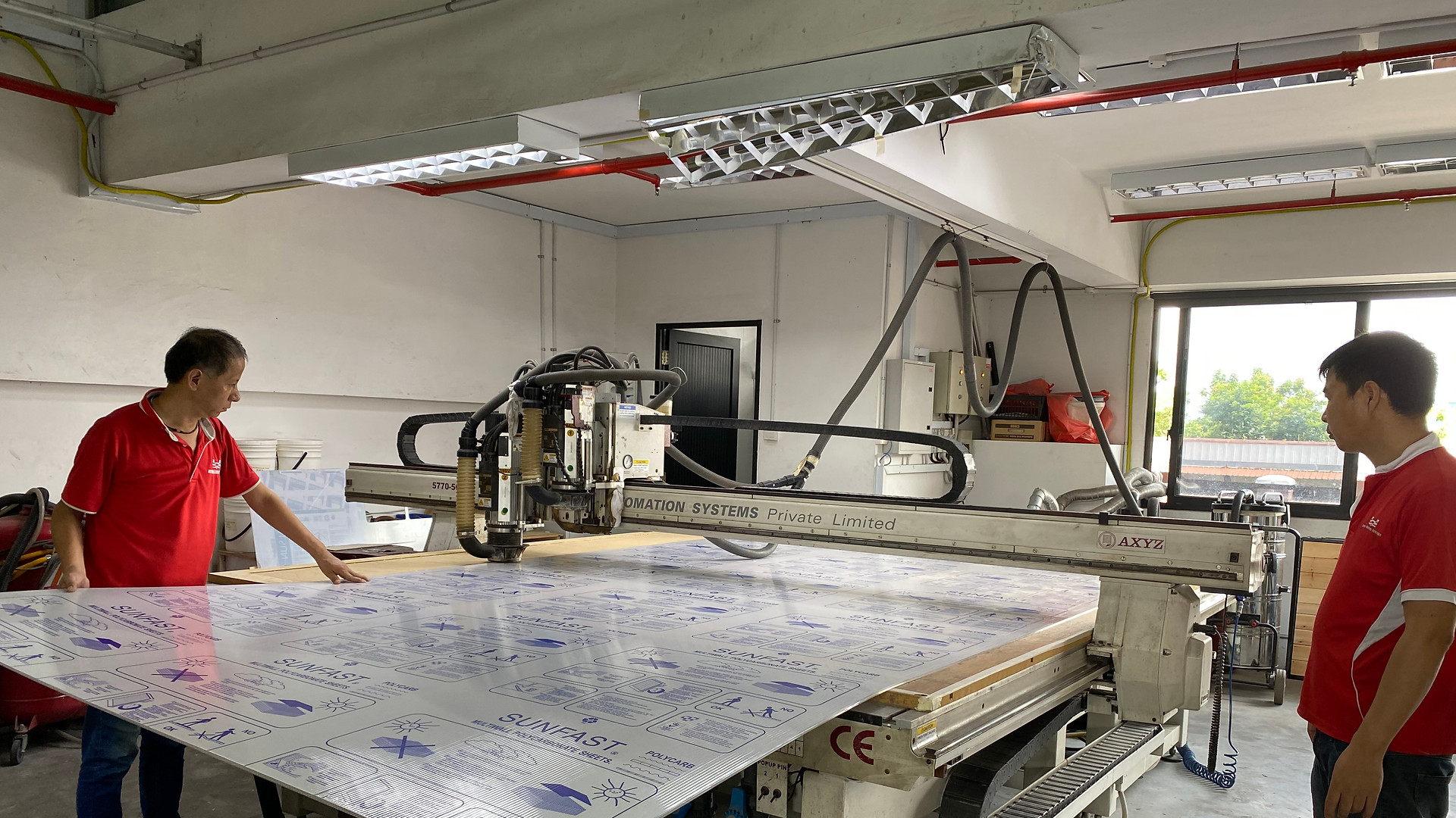 Large Format Cutting
