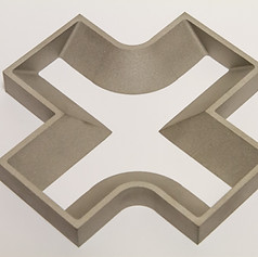 2.5D Abrasive waterjet cutting on Stainless Steel