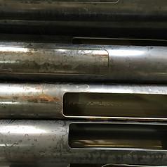 M/Steel Lamp post-pipe