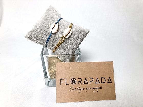 Bracelet Florapada Coquillage