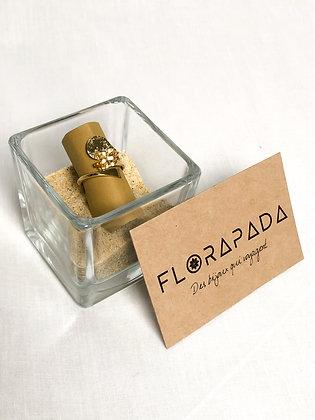Bague Florapada Doré
