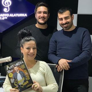 Radyo Alaturka | Pınar'ın Dünyası & İbrahim Yaman & Arif Antlı