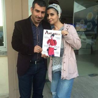 Arif Antlı & Sibel Pamuk