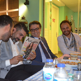 Cenk Sarıkaya & İlhan Çabukol & Can Batmaz