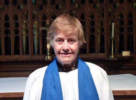 First Anna Chaplain for Malvern