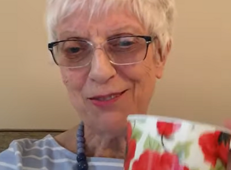 Cuppa and a catch-up - video clips to share