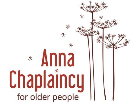 News Release - Anna Chaplaincy