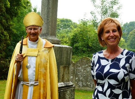 First Anna Chaplain for Oxfordshire