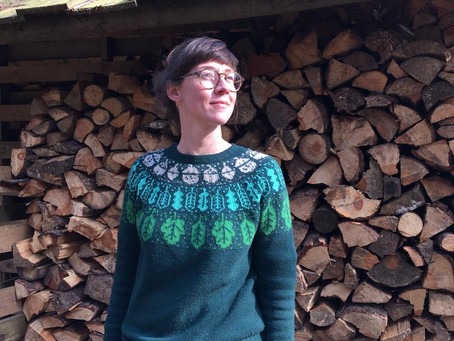 New Anna Chaplain who's also a 'Story Chaplain'