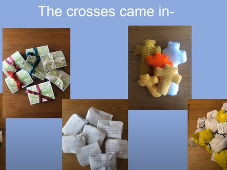 Knitted Crosses - the 'movie'