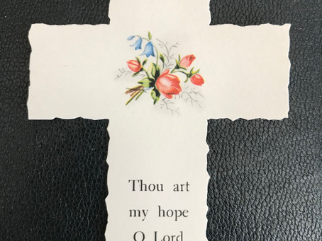 Insights into an Anna Chaplain's care at end-of-life