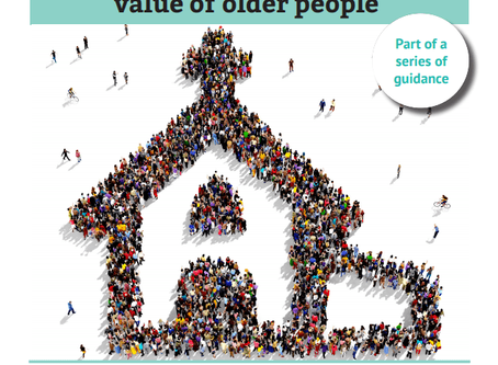 Valuing older people - new guidance