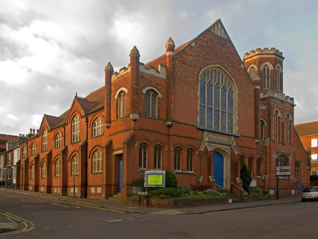 Anna Chaplaincy vacancy in St Albans