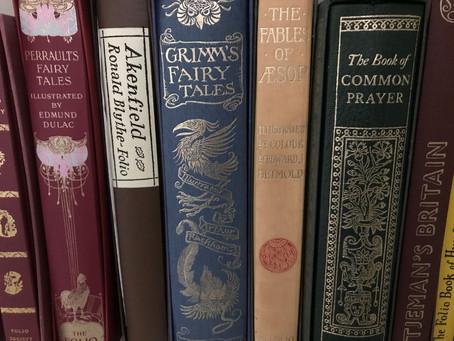 The joy of (re)reading