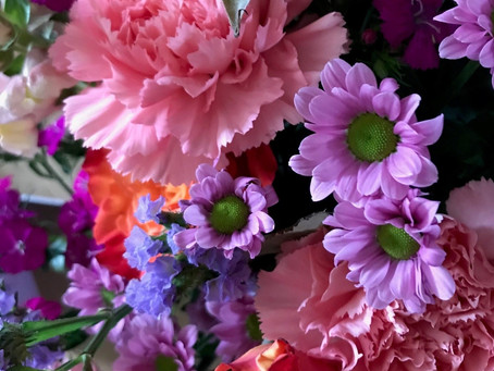 Posies... to pick up and go